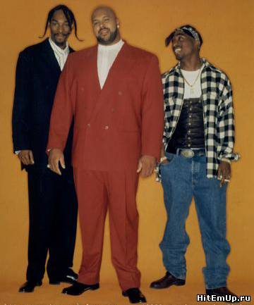 2pac and suge and snoop
