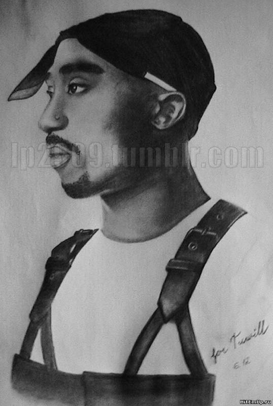 2Pac by LP