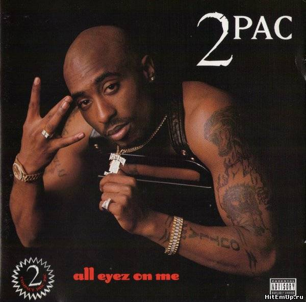 All Eyez on Me обложка альбома 2Pac