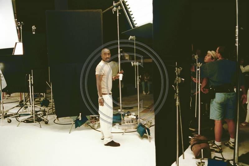 2Pac photo from Hit Em Up-22